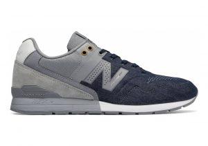 New Balance 996 Suede Navy/Steel