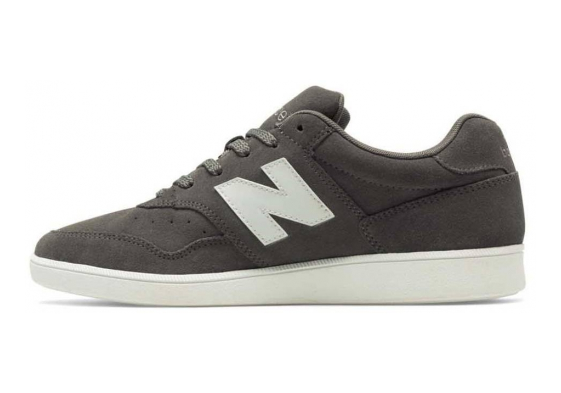 New Balance 288 Suede Grey with White