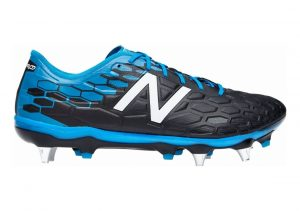 New Balance Visaro 2.0 Pro Soft Ground Black/Bolt