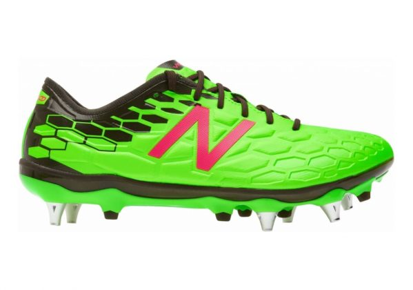 New Balance Visaro 2.0 Pro Soft Ground Green
