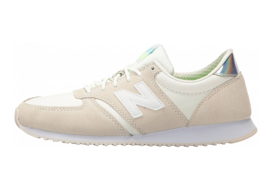New Balance 420 70s Running Off White with White