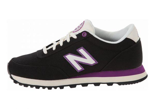 New Balance 501 Ballistic Black/Purple
