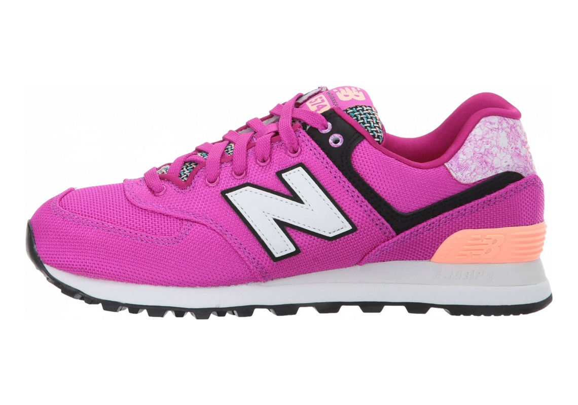 New Balance 574 Art School Poisonberry