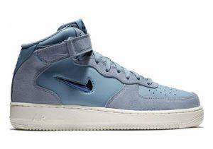 Nike Air Force 1 07 Mid LV8 Ashen Slate/Blue Void/Summit White