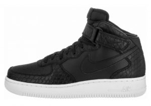Nike Air Force 1 07 Mid LV8 Black / Black-White