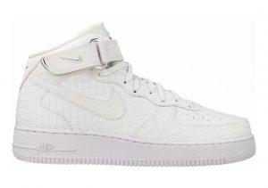 Nike Air Force 1 07 Mid LV8 White