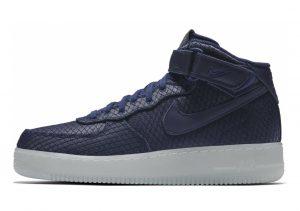 Nike Air Force 1 07 Mid LV8 Binary Blue/Binary Blue