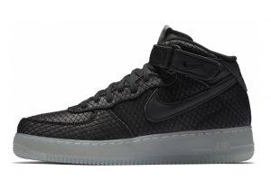 Nike Air Force 1 07 Mid LV8 Black