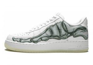 Nike Air Force 1 07 QS White, White-white