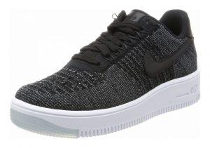 Nike Air Force 1 Flyknit Low black