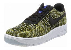 Nike Air Force 1 Flyknit Low Black/Blue Tint/Game Royal/Black