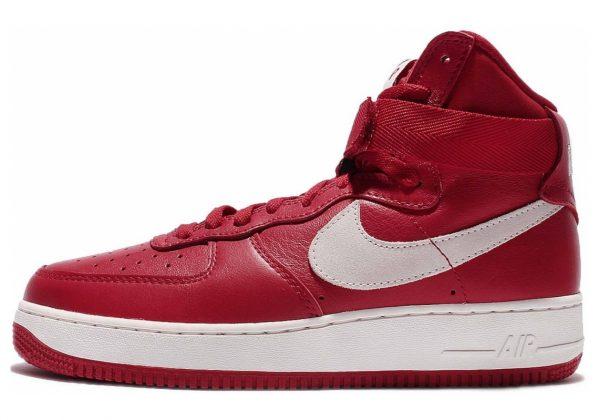 Nike Air Force 1 High Red