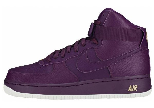 Nike Air Force 1 High Night Purple/Night Purple/Summit White