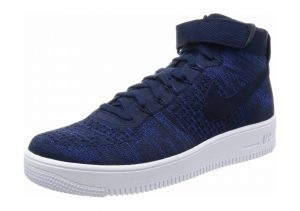 Nike Air Force 1 Ultra Flyknit Mid College Navy/ College Navy