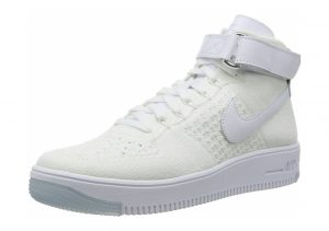 Nike Air Force 1 Ultra Flyknit Mid White