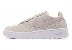 Nike Air Force 1 UltraForce Blanco (Light Bone / Light Bone-white)