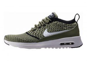 Nike Air Max Thea Ultra Flyknit Green