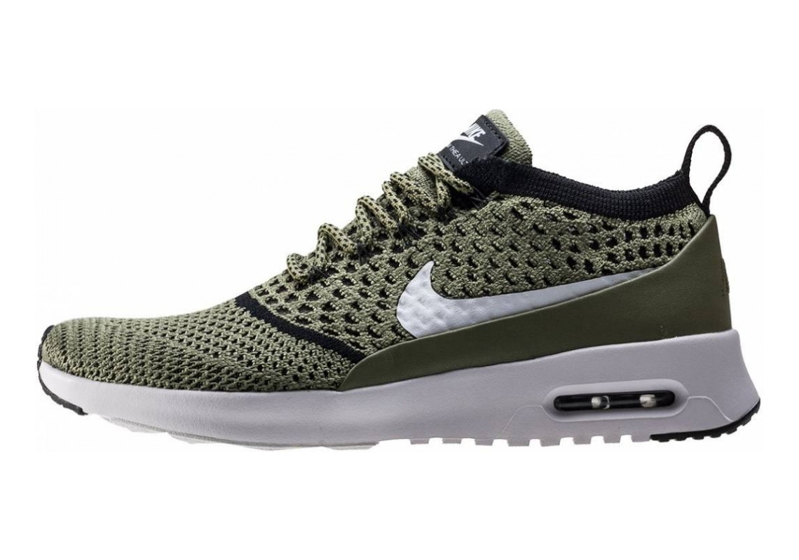 Nike Air Max Thea Ultra Flyknit Green