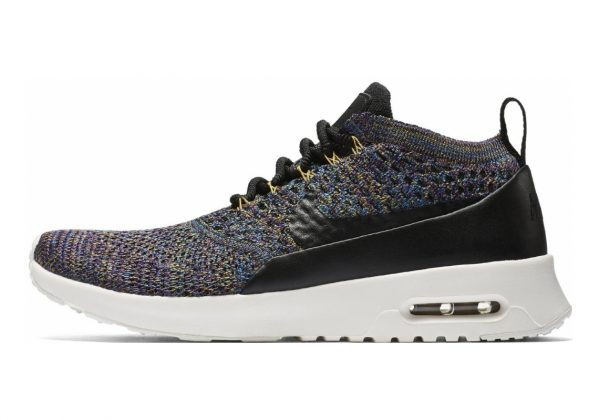 Nike Air Max Thea Ultra Flyknit Black