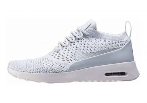 Nike Air Max Thea Ultra Flyknit Grey (Pure Platinum/Pure Platinum White)