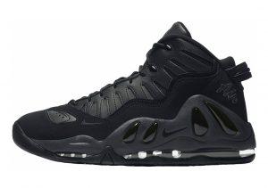 Nike Air Max Uptempo 97 Black, Black-anthracite-black