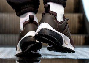 Nike Air Presto Essential Velvet Brown