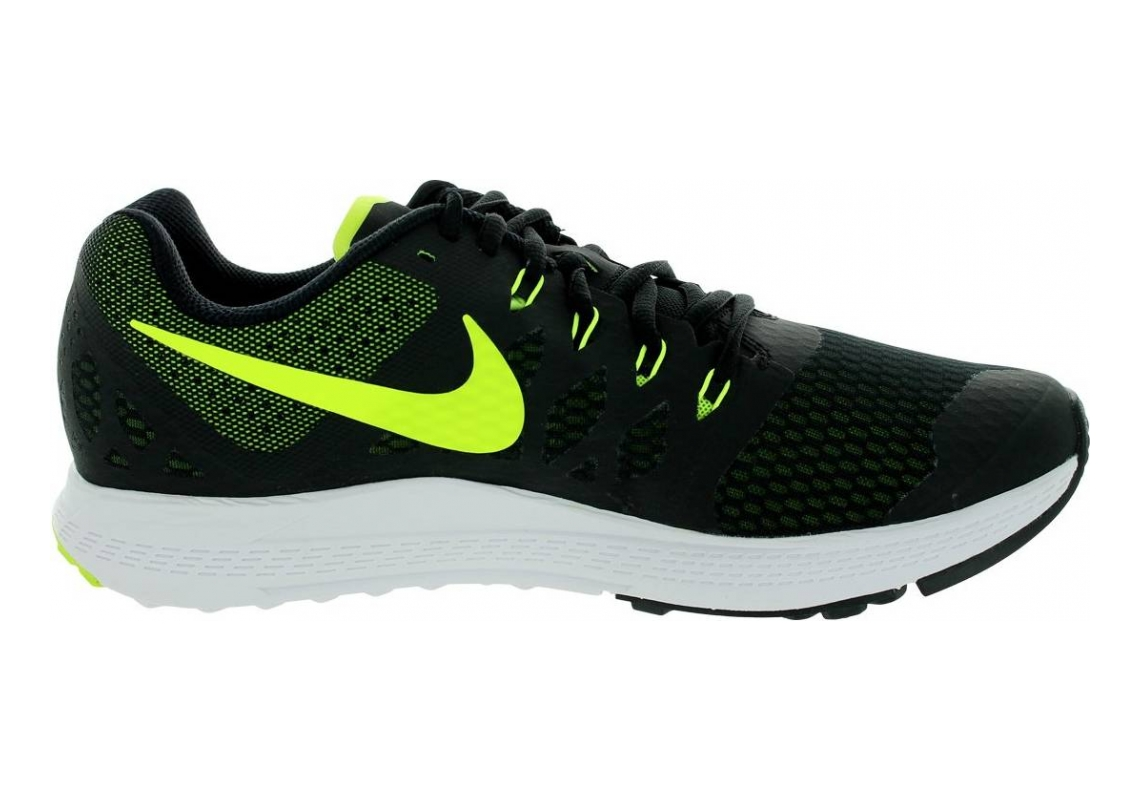 Nike Air Zoom Elite 7 Black / Volt / White