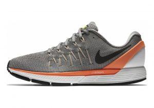 Nike Air Zoom Odyssey 2 Gris (Staub/Schwarz/Hyperorange/Volt)