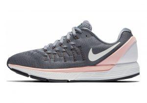 Nike Air Zoom Odyssey 2 Grey/Black/Lava