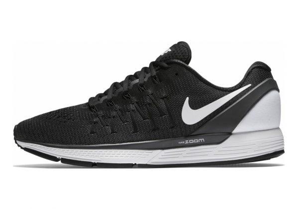 Nike Air Zoom Odyssey 2 Black (Schwarz (Schwarz / Weiß-anthrazit - Gipfel))