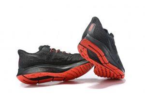 Nike Air Zoom Pegasus 36 Charcoal Gray Orange