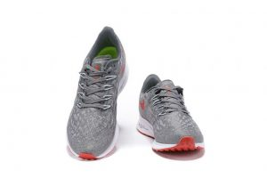Nike Air Zoom Pegasus 36 Wolf Grey Red White