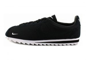 Nike Classic Cortez Shark Low Black / White