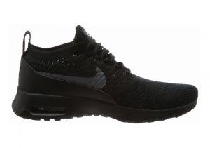 Nike Air Max Thea Ultra Flyknit Black (Black/Dark Grey)