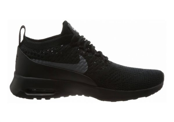 Nike Air Max Thea Ultra Flyknit Black (Black/Dark Grey)