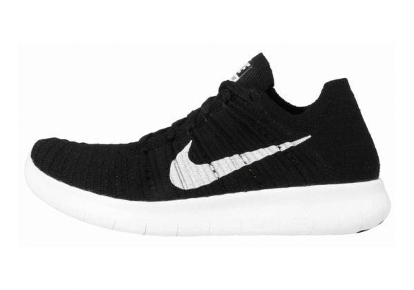 Nike Free RN Flyknit Black / Anthracite