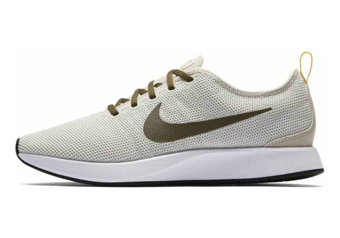 Nike Dualtone Racer Light Bone/Medium Olive