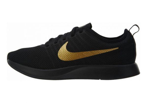 Nike Dualtone Racer Multicolore (Black / Metallic Gold 007)