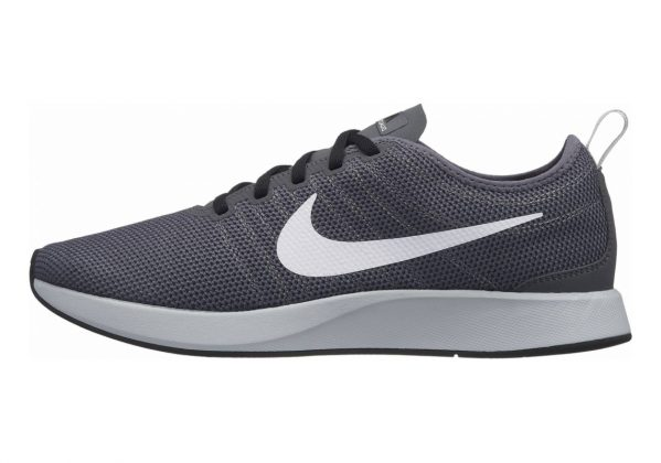 Nike Dualtone Racer Dark Grey/White-black