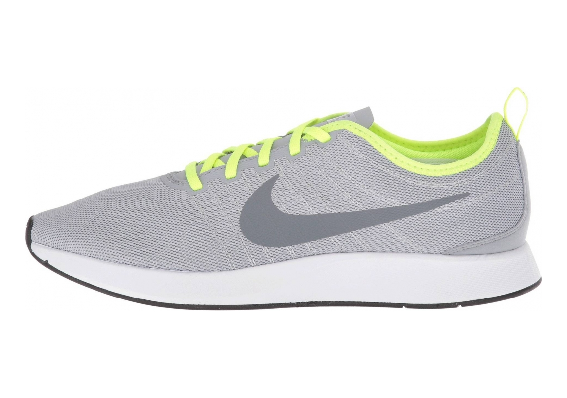 Nike Dualtone Racer Grau (Grau / Weiß / Gelb Grau / Weiß / Gelb)