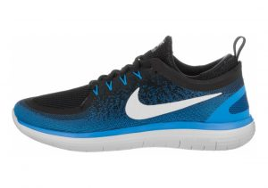 Nike Free RN Distance 2 White/Black-pure Platinum