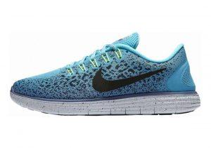 Nike Free RN Distance Shield Blue