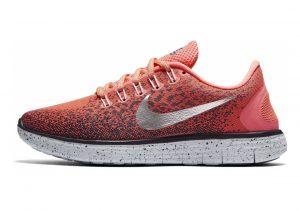 Nike Free RN Distance Shield Pink