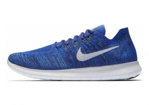 Nike Free RN Flyknit 2017 blauw