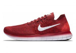 Nike Free RN Flyknit 2017 Red