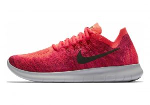 Nike Free RN Flyknit 2017 Pink