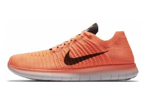 Nike Free RN Flyknit Orange