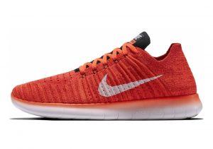 Nike Free RN Flyknit Red