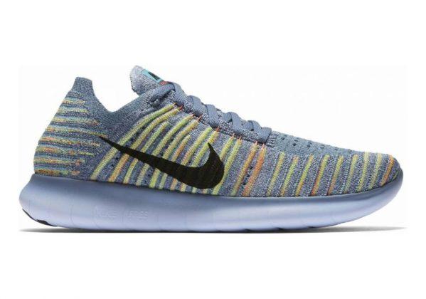 Nike Free RN Flyknit grey