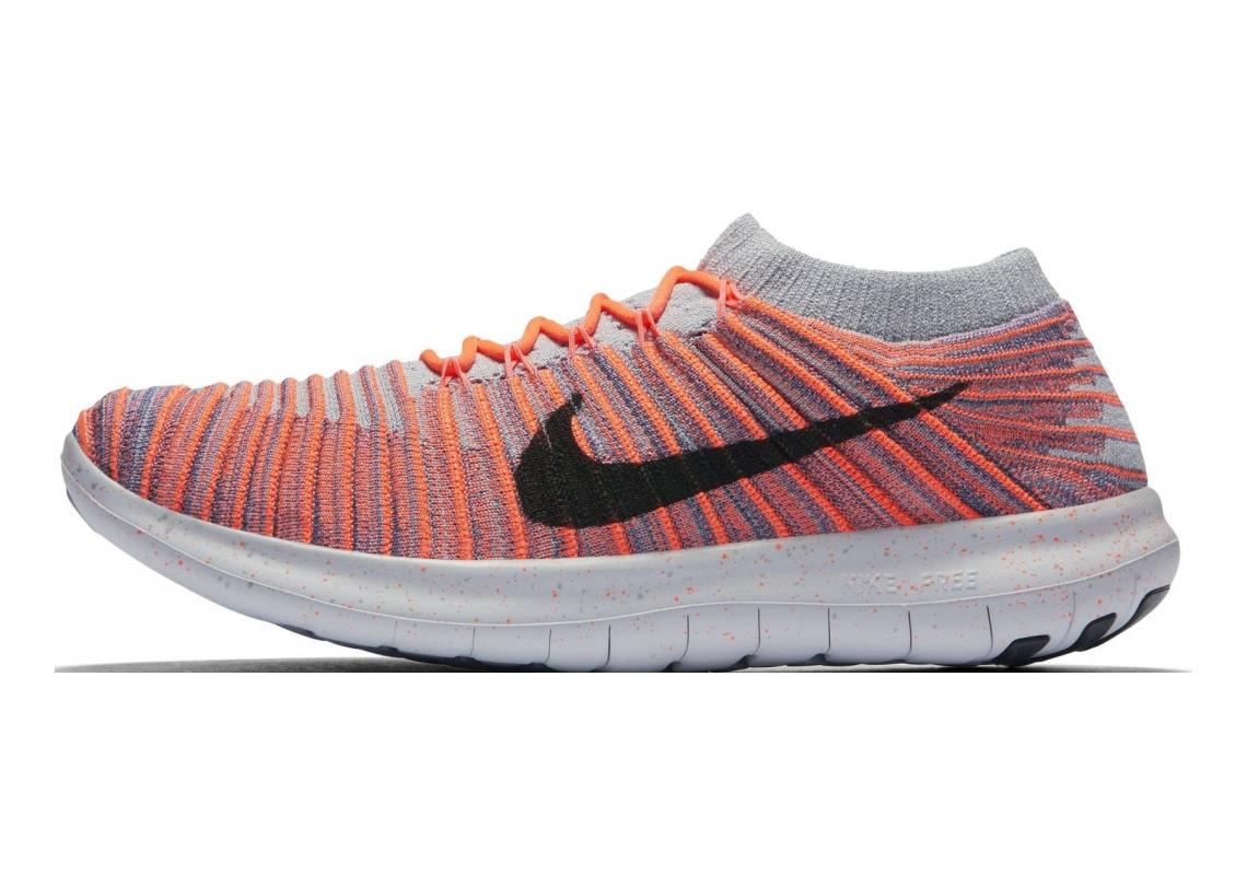 Nike Free RN Motion Flyknit Orange